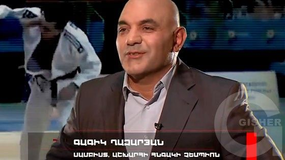Haxtanak kertoxner - Gagik Ghazaryan