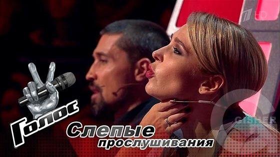 Голос 6 сезон - Выпуск 06.10.2017
