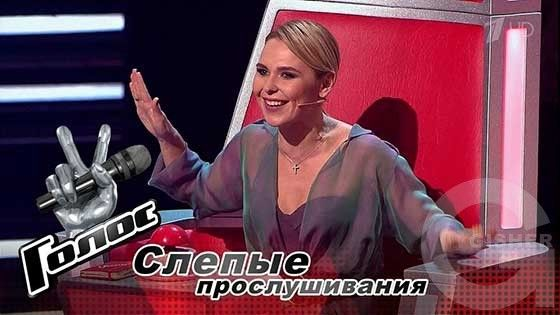 Голос 6 сезон - Выпуск 13.10.2017