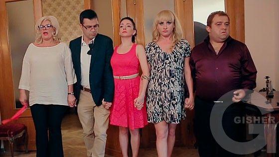 Amusnacatsneri liga / Ամուսնացածների լիգա