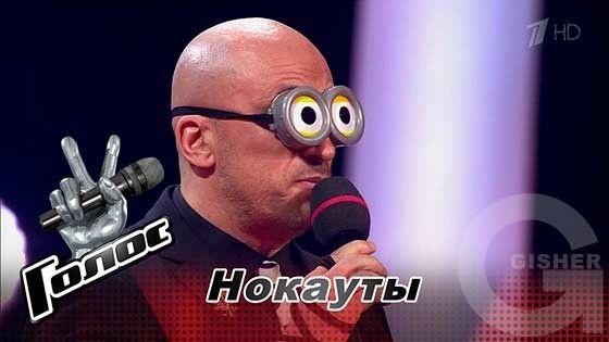 Голос 6 сезон - Выпуск 17.11.2017