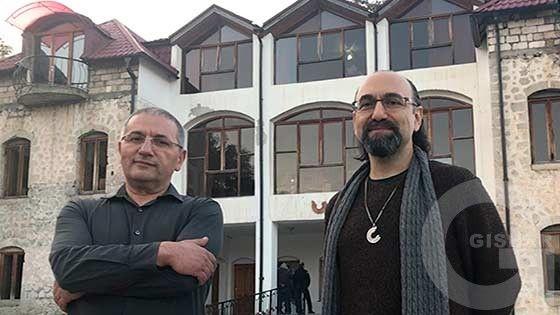 Chein spasum - Narek Harutyunyan, Hayk Papyan