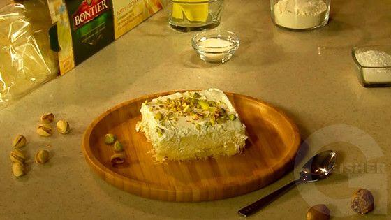 Patrastenq miasin - Ekmek ghadaif