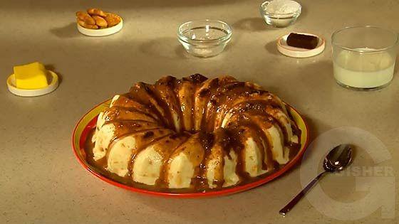 Patrastenq miasin - Kokosov tort aghander