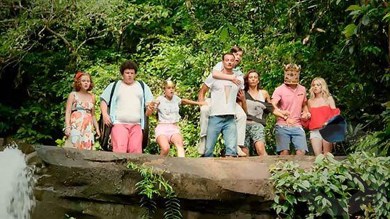 Остров, 2 сезон, 19 серия