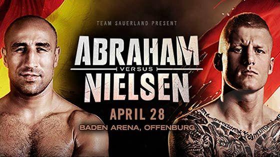 Արթուր Աբրահամ vs Պատրիկ Նիլսեն - 28.04.2018