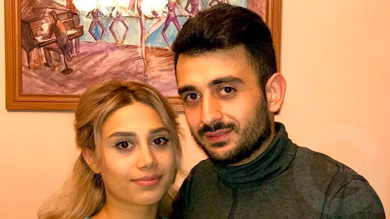 Chein spasum - Vahan Miraqyan, Ruzanna Manucharyan