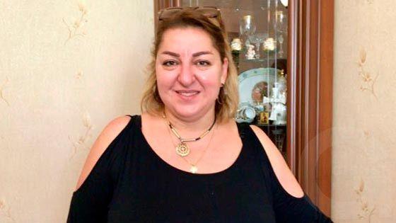 Chein spasum - Maria Matevosyan