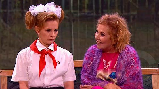Comedy Woman, 9 сезон, 6 серия