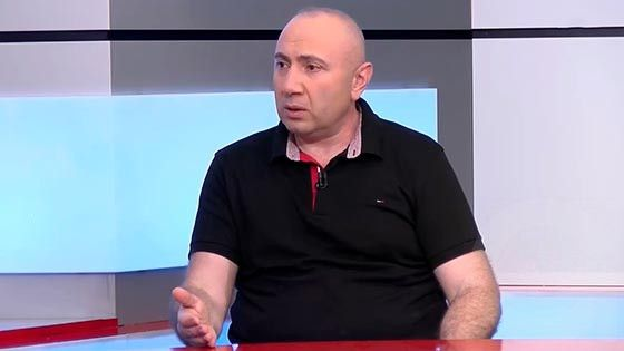 Harcazruyc - Andranik Tevanyan (25.06.2019)