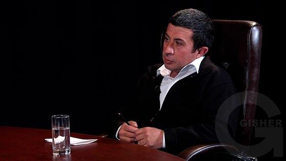 Hayelu araj - Tigran Eghoyan (03.12.2019)