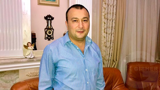 Chein spasum - Vahe Enfiajyan (08.12.2019)