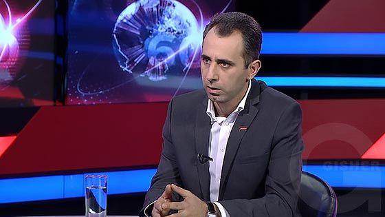 Harcazruyc - Pavel Sargsyan