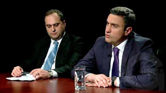 Hayelu araj  - Ara Zohrabyan, Artur Ghazinyan