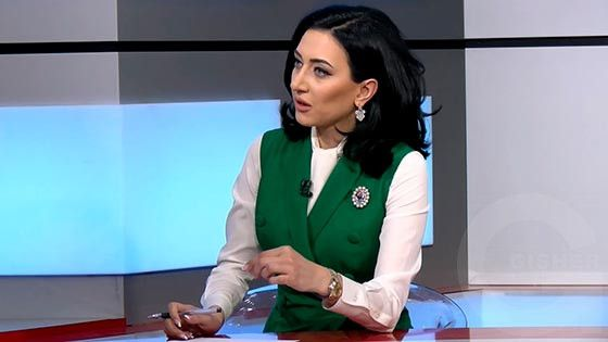 Harcazruyc - Arpine Hovhannisyan (20.05.2019)