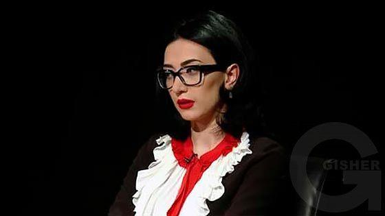 Hayelu araj  - Arpine Hovhannisyan
