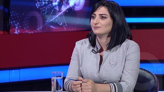 Harcazruyc - Taguhi Tovmasyan