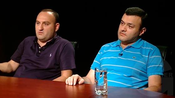 Hayelu araj - Georgi Meliqyan, Ervand Varosyan