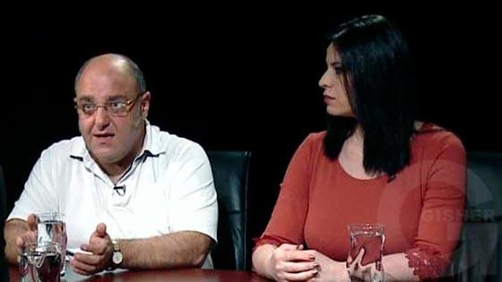 Hayelu araj - Mihrdat Madatyan, Aregnaz Manukyan