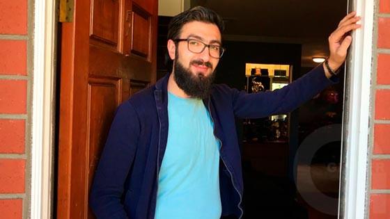 Chein spasum - Narek Zohrabyan
