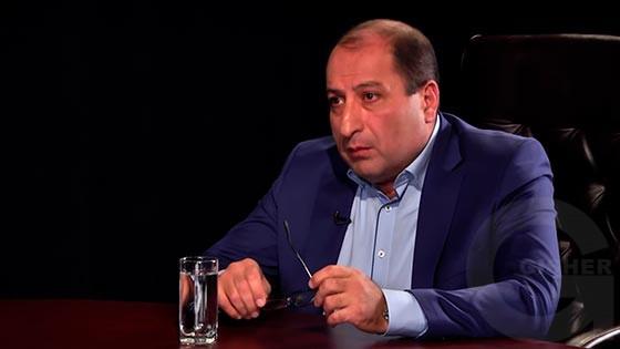 Hayelu araj - Hayk Alumyan