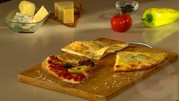 Patrastenq miasin - Pizza 4 panir