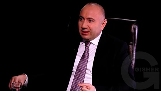 Hayelu araj - Andranik Tevanyan (05.11.2019)