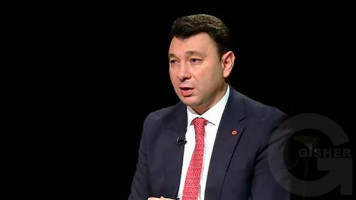 Hayelu araj - Eduard Sharmazanov (17.09.2019)