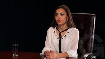 Hayelu araj - Marina Khachatryan (08.11.2019)