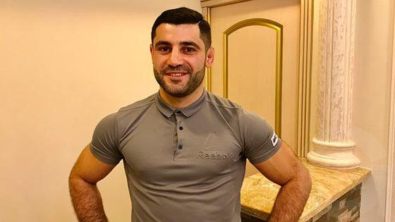 Chein spasum - Sargis Vardanyan
