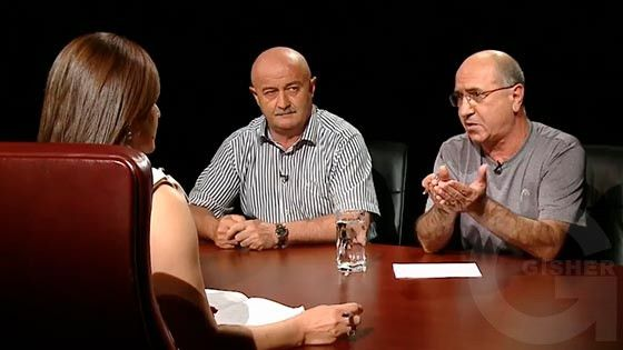 Hayelu araj - Hovik Aghazaryan, Garnik Isagulyan