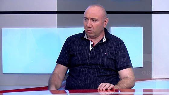 Harcazruyc - Andranik Tevanyan (19.07.2019)