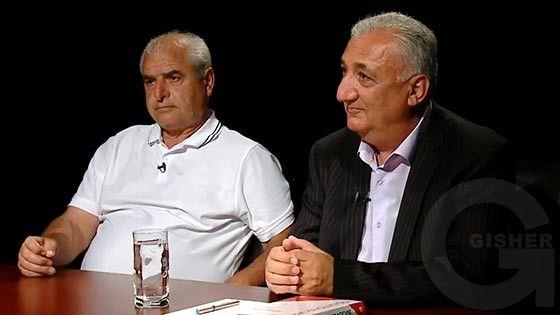 Hayelu araj - Azat Arshakyan, Volodya Hovhannisyan