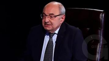 Hayelu araj - Vazgen Manukyan