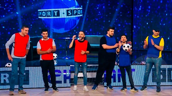 Sport club - Episode 19
