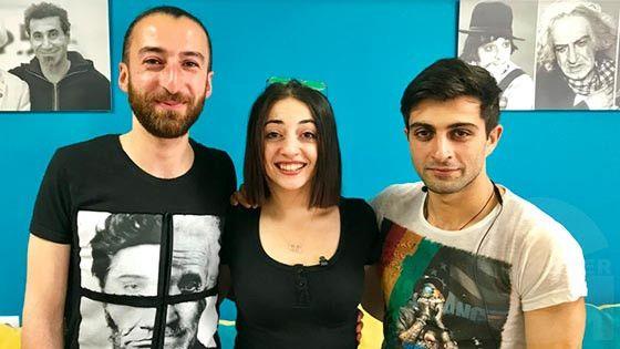 Chein spasum - Jemma Adamyan