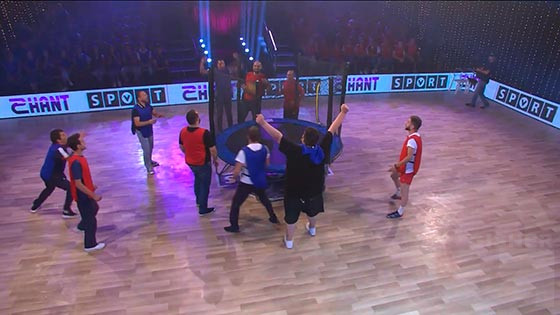 Sport club - Episode 12