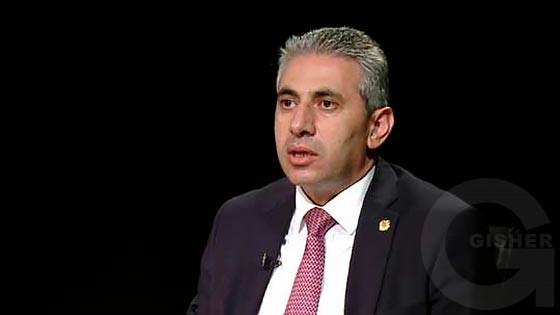 Hayelu araj - Edgar Ghazaryan