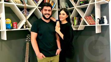 Chein spasum - Davit Miroyan, Sona Abrahamyan
