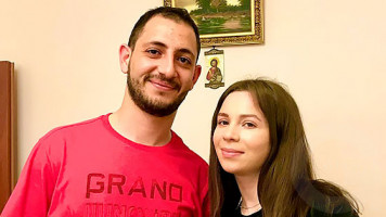 Chein spasum - Kristina Karapetyan, Karo Naghdalyan