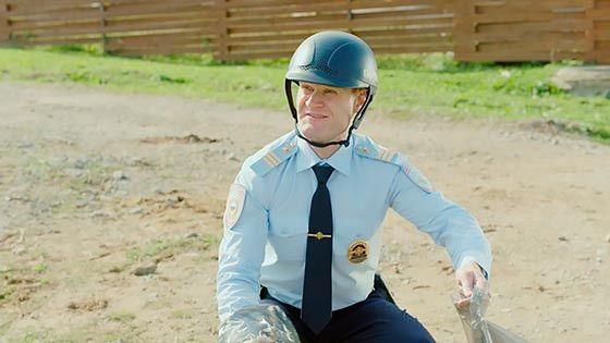 Конная полиция - 12 серия