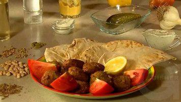 Patrastenq miasin - Falafel