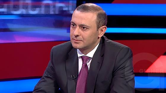 Aysor irakanum - Armen Grigoryan