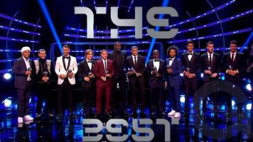 The Best FIFA Football Awards - 2018