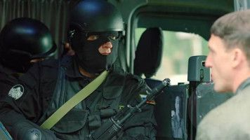 Конная полиция - 15 серия