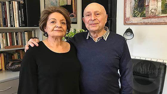 Chein spasum - Ruben, Mariet Galchyan