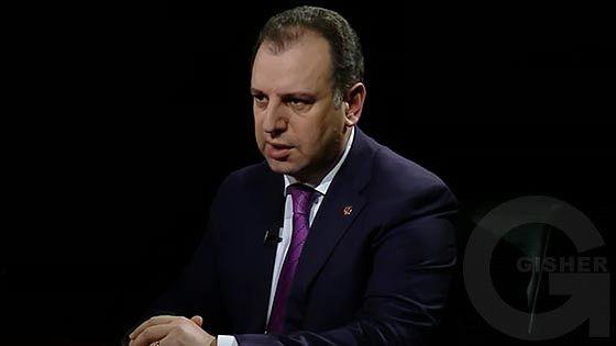 Hayelu araj - Vigen Sargsyan