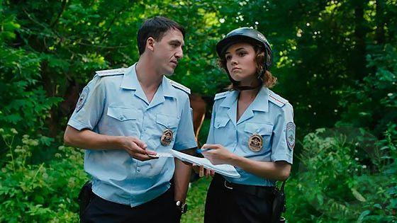 Конная полиция - 6 серия