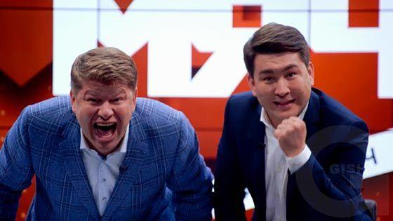 Однажды в России, 5 сезон, 14 выпуск